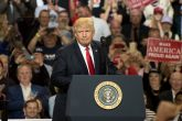 survey Trump Travel ban speech immigration recovery opioid